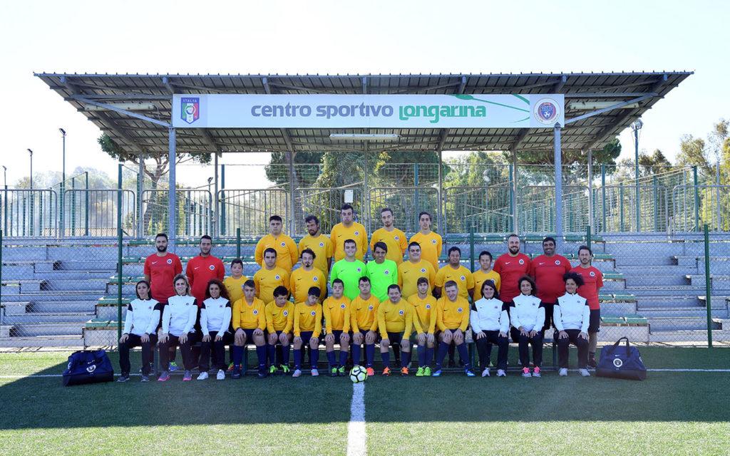 """Totti Soccer School: nuovo appuntamento con """"Diamo un calcio alla disabilità"""""""
