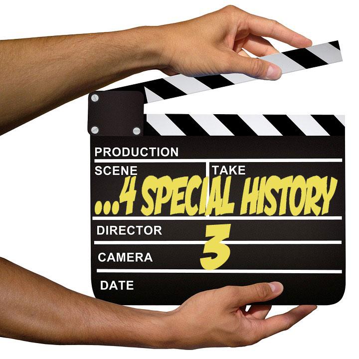"""…4 Special History"" Ciak n. 3: STORIA DI UNA RINASCITA"