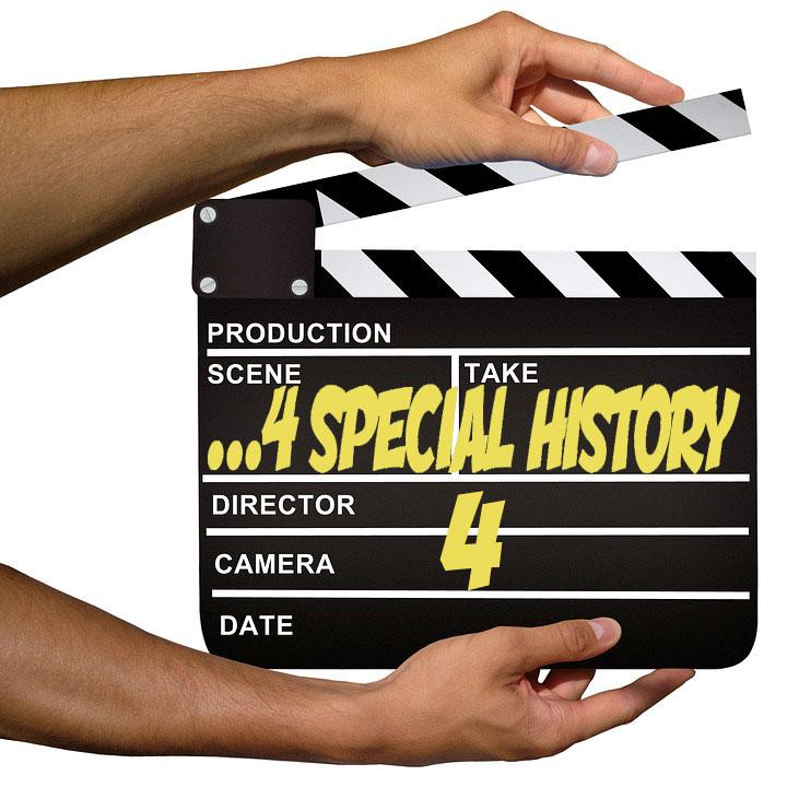 """…4 Special History"" Ciak n. 4: EMOZIONE PURA"