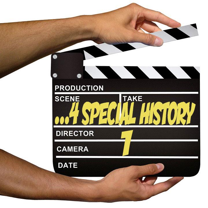 """…4 Special History"" Ciak n. 1: L'EMOZIONE DEL GOAL"