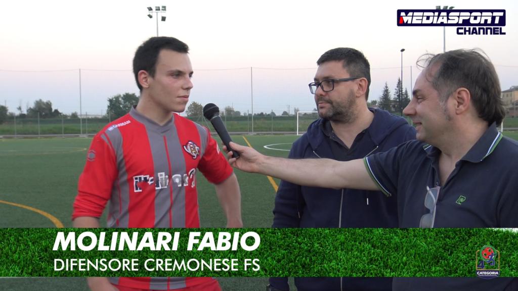 Intervista: Dimitri Trombini e Fabio Molinari (Cremonese fs)