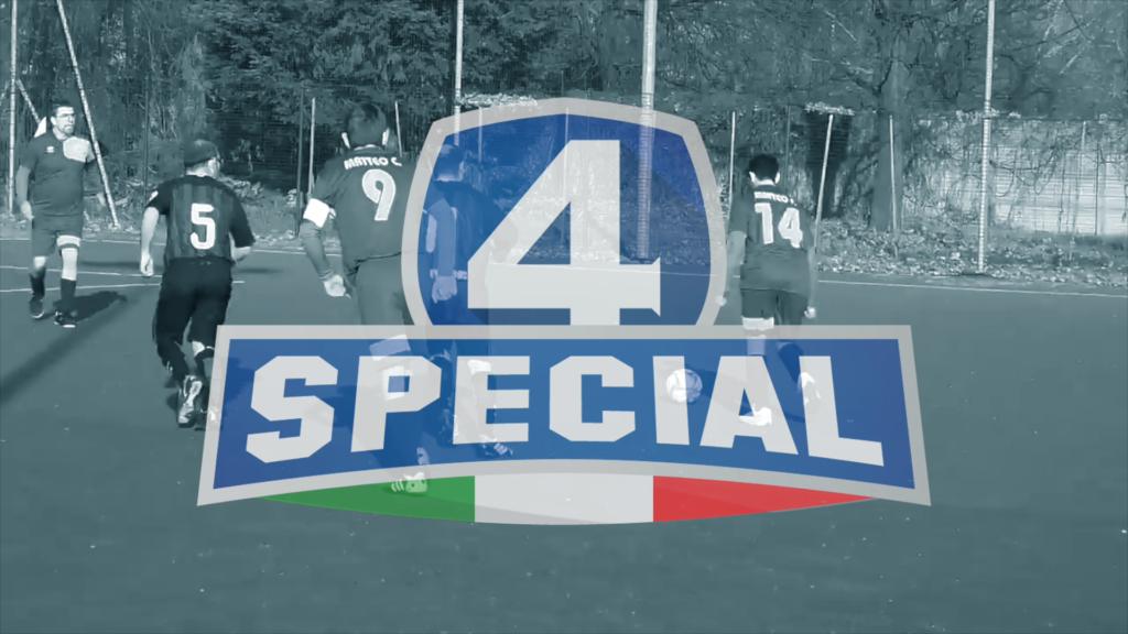 """Appuntamento a stasera con """"4 Special""""!"""