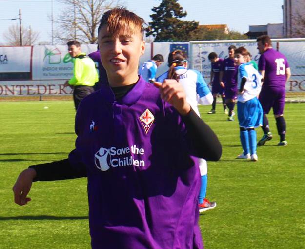 Fiorentina fs TS – Un Calcio Per Tutti 23/02/2019