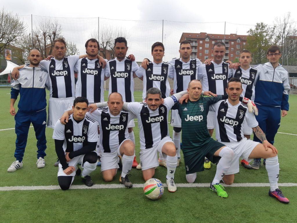 Juventus fs C – 13/04/2019