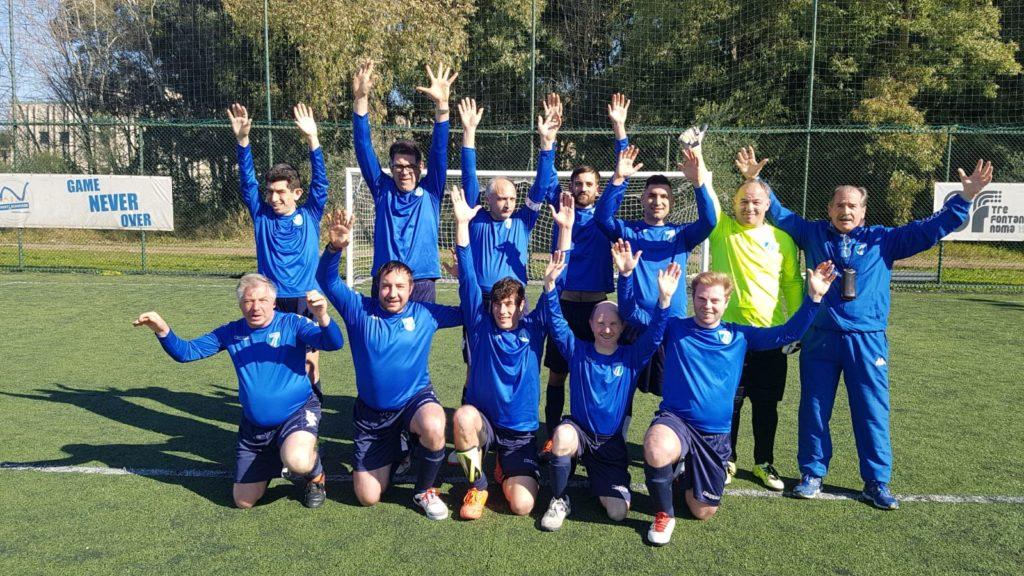 La giostra dei campioni: 3 – Albalonga fs (IV e V Cat. Lazio)