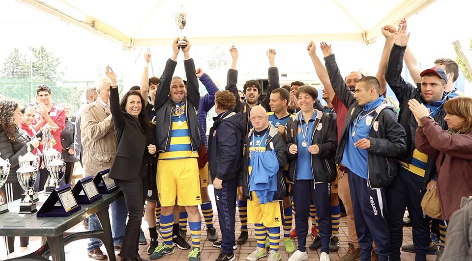 Premiazioni Lazio 18/05/2019