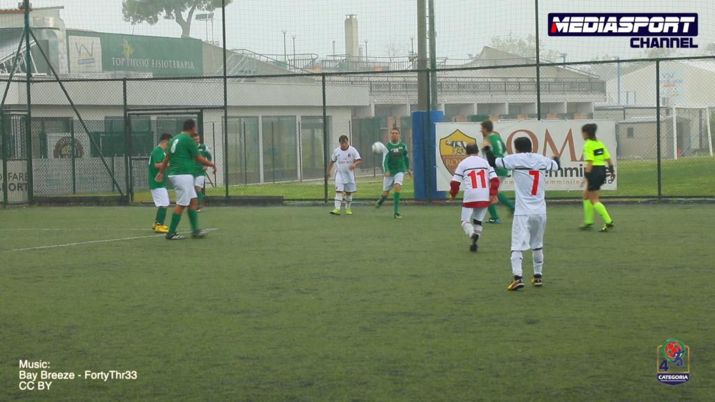 La giostra dei campioni: 8 – ASD Ragazzi Di Vita (Lazio VI Cat.)