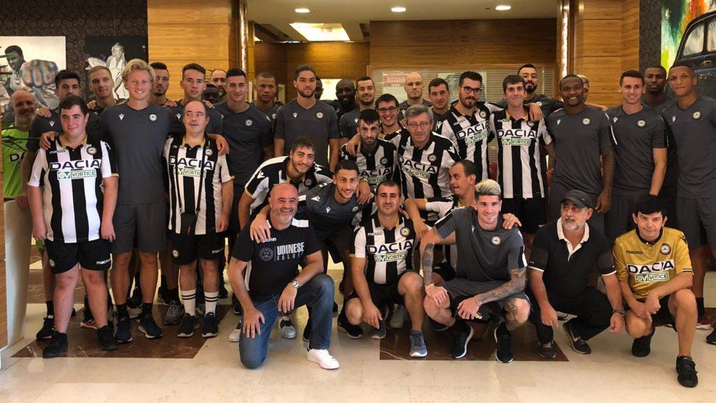 Visita Special per l'Udinese