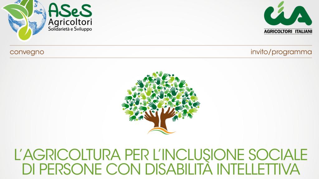 Convegno ASES: l'agricoltura per l'inclusione sociale