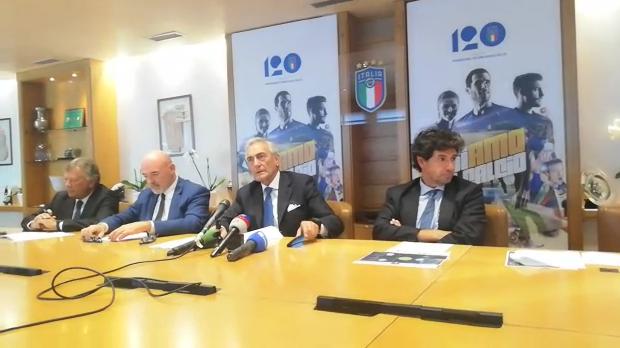Al via l'avventura nella Casa del Calcio Italiano!