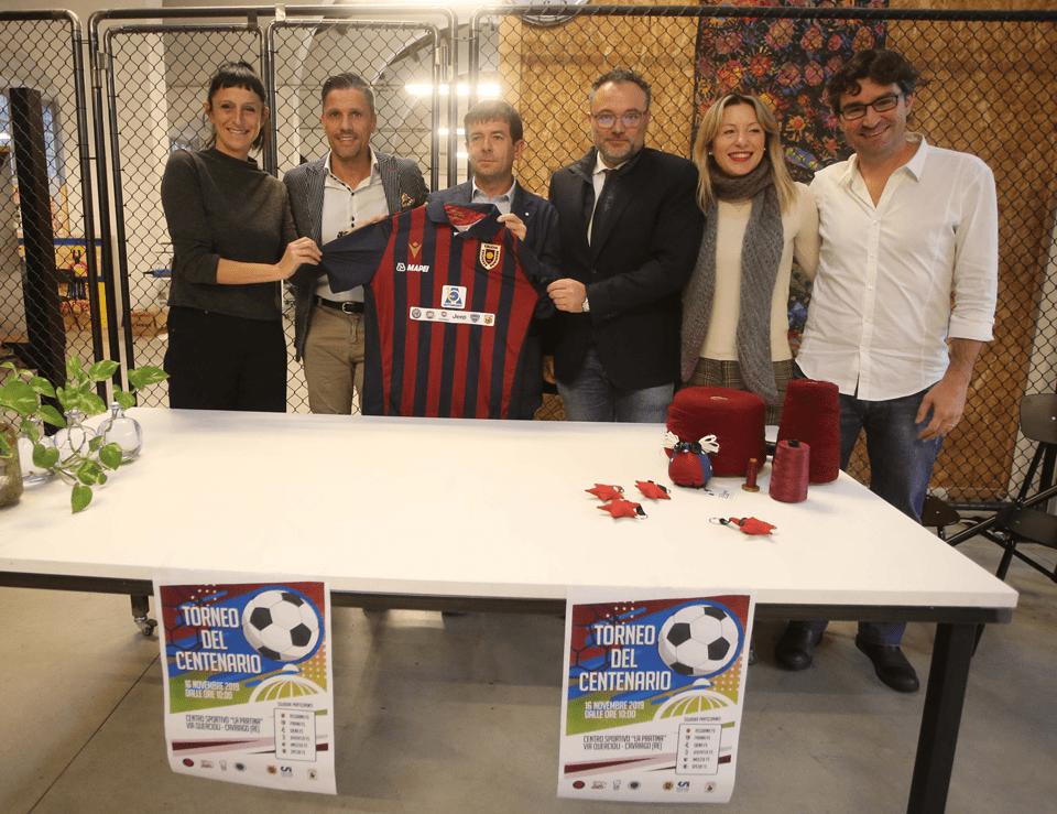 La Reggiana rinnova il suo impegno