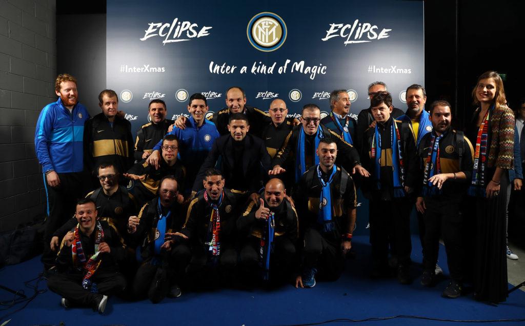 Il Natale special dell'Inter