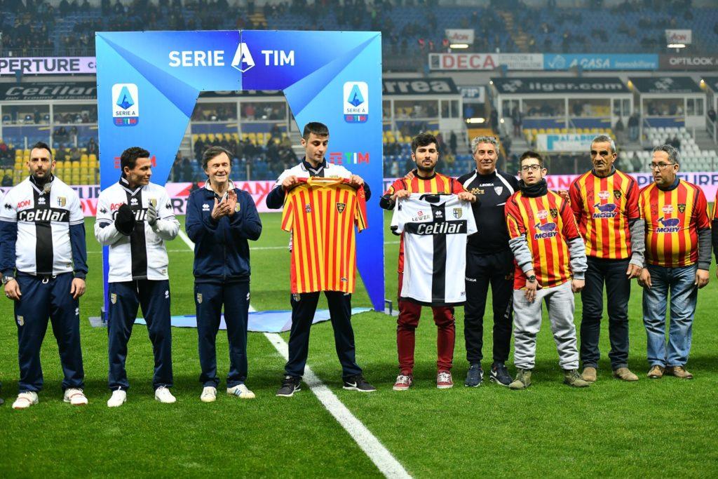 A Parma un gemellaggio di sport e amicizia per le formazioni Special della Divisione Calcio Paralimpico e Sperimentale.
