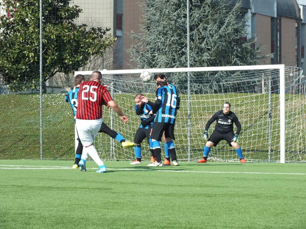 Le difese prevalgono: il derby di Milano (V Categoria) finisce 1-1