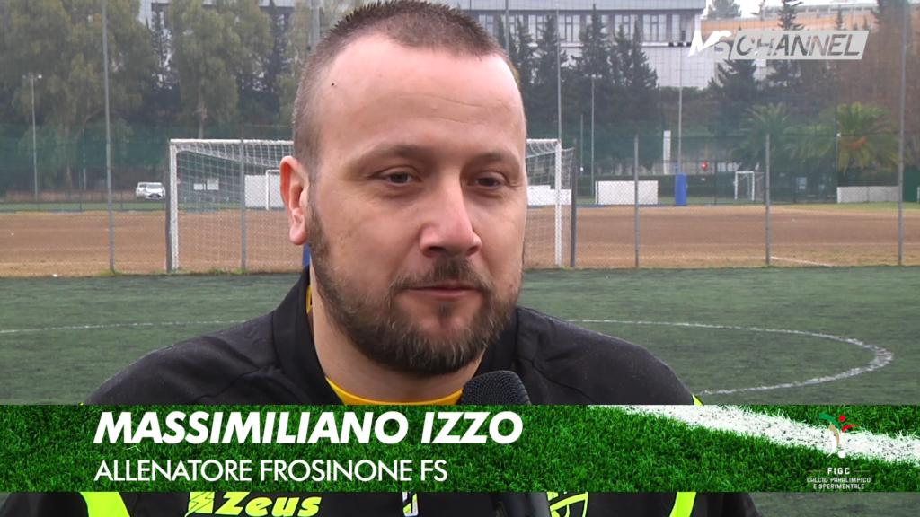 Massimiliano Izzo (Frosinone fs)