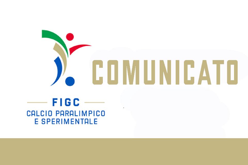 Elezione dei componenti del Consiglio Direttivo della Divisione Calcio Paralimpico e Sperimentale