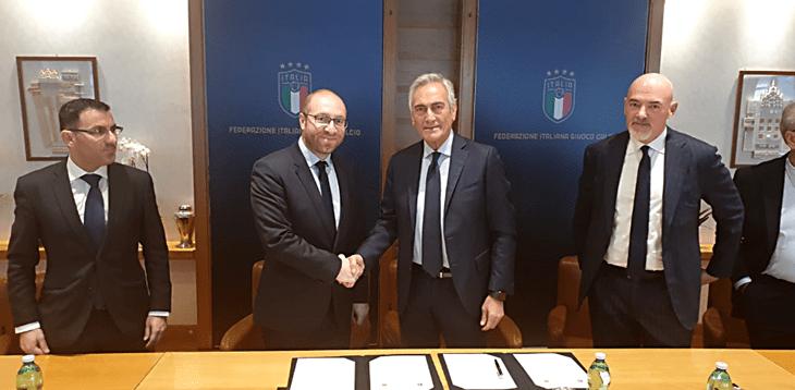 Italia Malta: unite le federazioni verso un progetto comune di calcio sperimentale