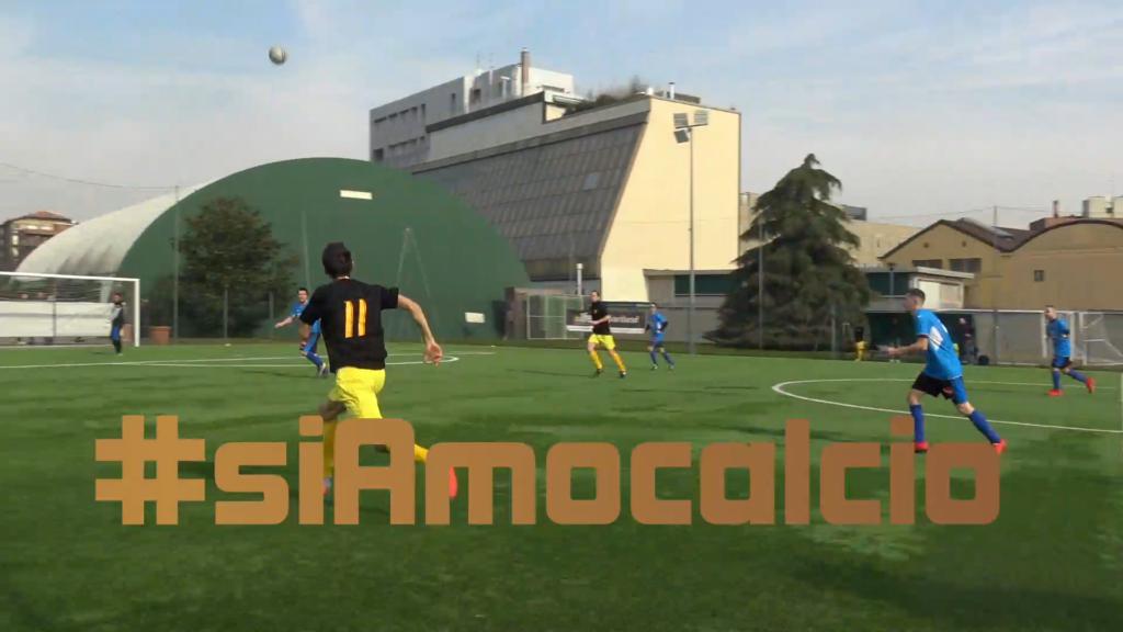 Appuntamento a stasera con #siAmocalcio