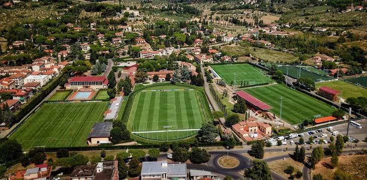 Coronavirus: la FIGC mette a disposizione il Centro Tecnico Federale di Coverciano