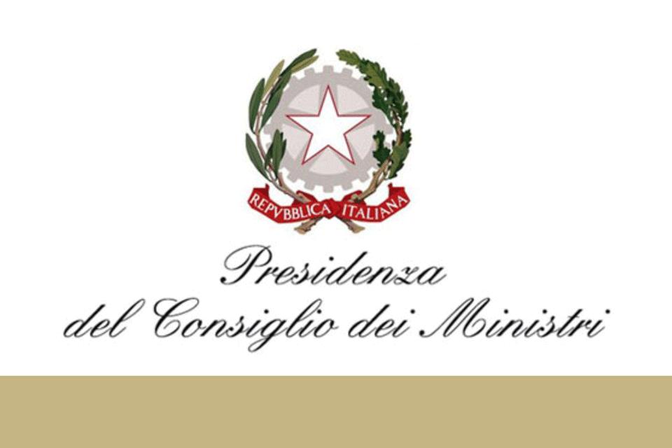 Presidenza del Consiglio – DPCM del 10 aprile 2020