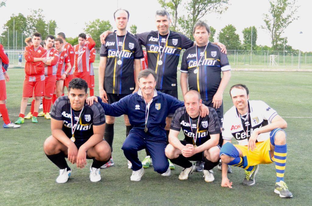 Stefano Cavalli: il Parma è la nostra forza