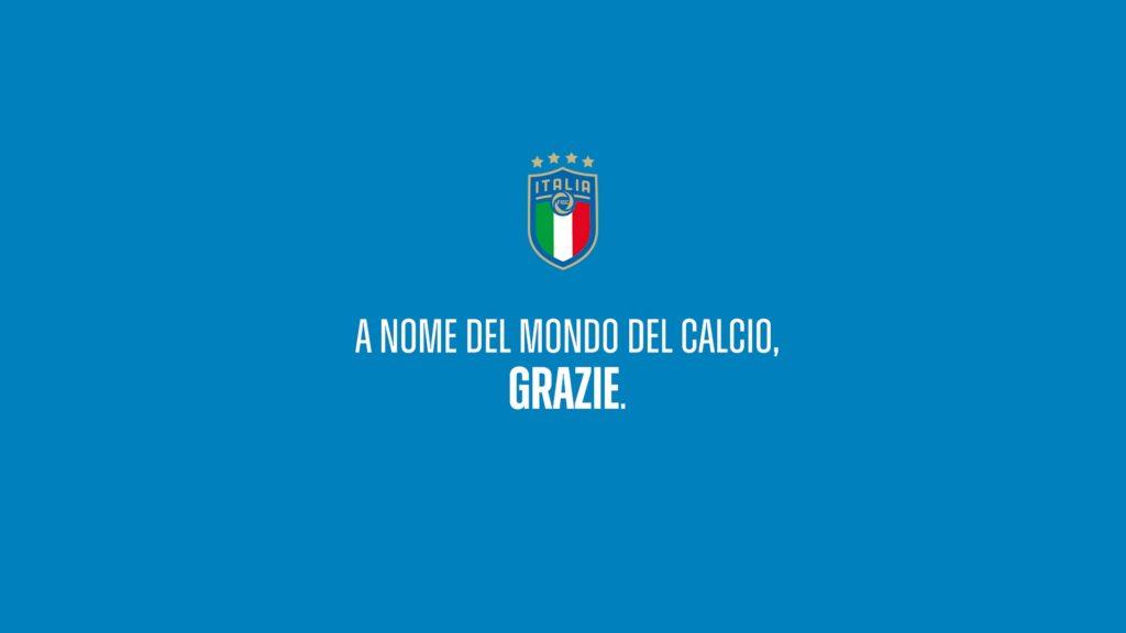 """La FIGC assegna """"Lo Scudetto del cuore"""" ai protagonisti della lotta al Covid-19"""
