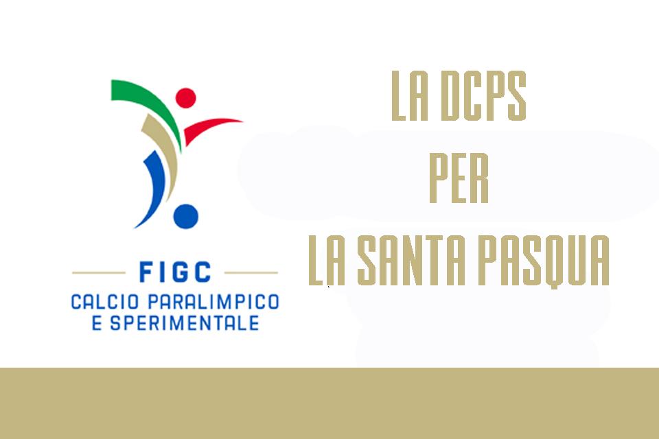 Una messa per la Santa Pasqua dedicata alle squadre della Divisione Calcio Paralimpico e Sperimentale
