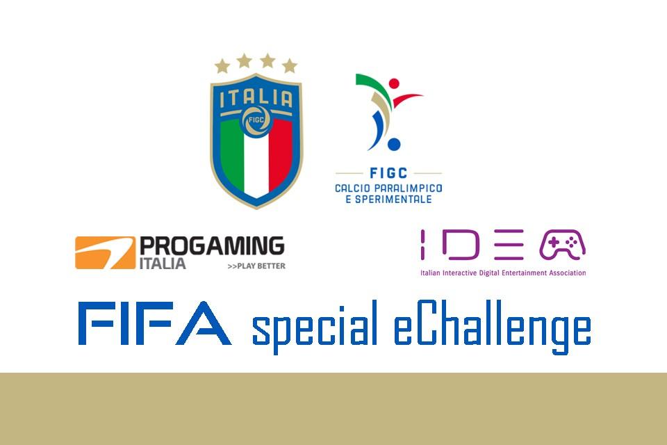 """ESPORT: La sezione Sperimentale della DCPS lancia """"FIFA special eChallenge"""""""